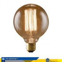 لامپ ادیسونی 40 وات مدل G125